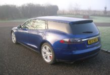 QWest Tesla shooting brake800