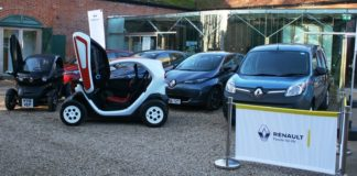 EV experience day