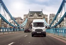 London Chariot commuter shuttle