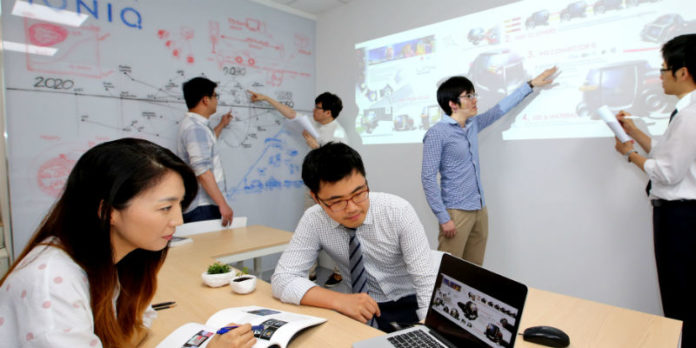 Researchers at Hyundai Project IONIQ Lab