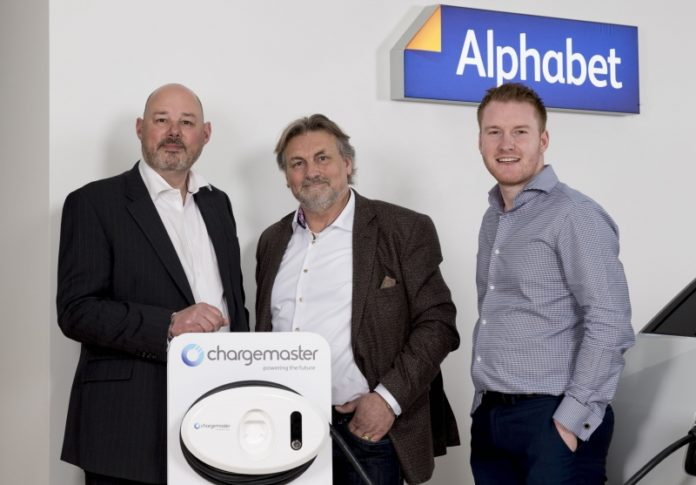 Alphabet appoints Chargemaster