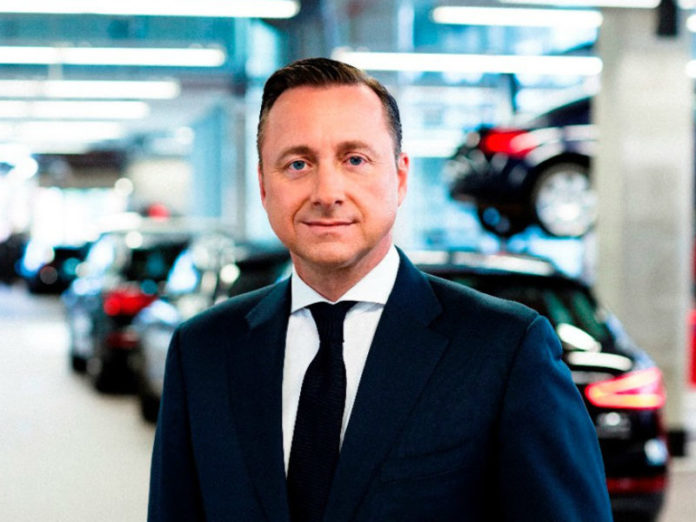 Andrew Doyle Director of Audi UK with effect from March 2017