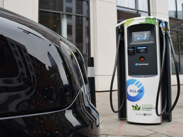 POLAR network expands with 70 rapid chargers