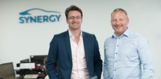 Driving forces - Andrew Cope joins Synergy MD Paul Parkinson