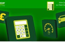 Europcar business journeys Calculator