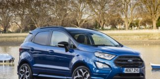 Ford's Chris Rushton explains why small cars have to make a big noise