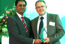 BT Fleet wins IAFN Green Fleet Supplier award