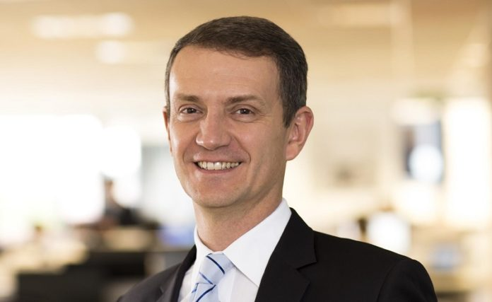 Jean-Louis Labauge as managing director and CEO