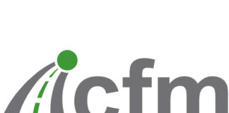 New ICFM logo with strapline