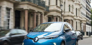 Renault Zoe qualifies for the Plug-in Car Grant