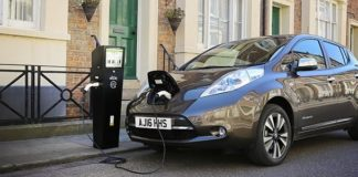 public electric vehicle chargepoints