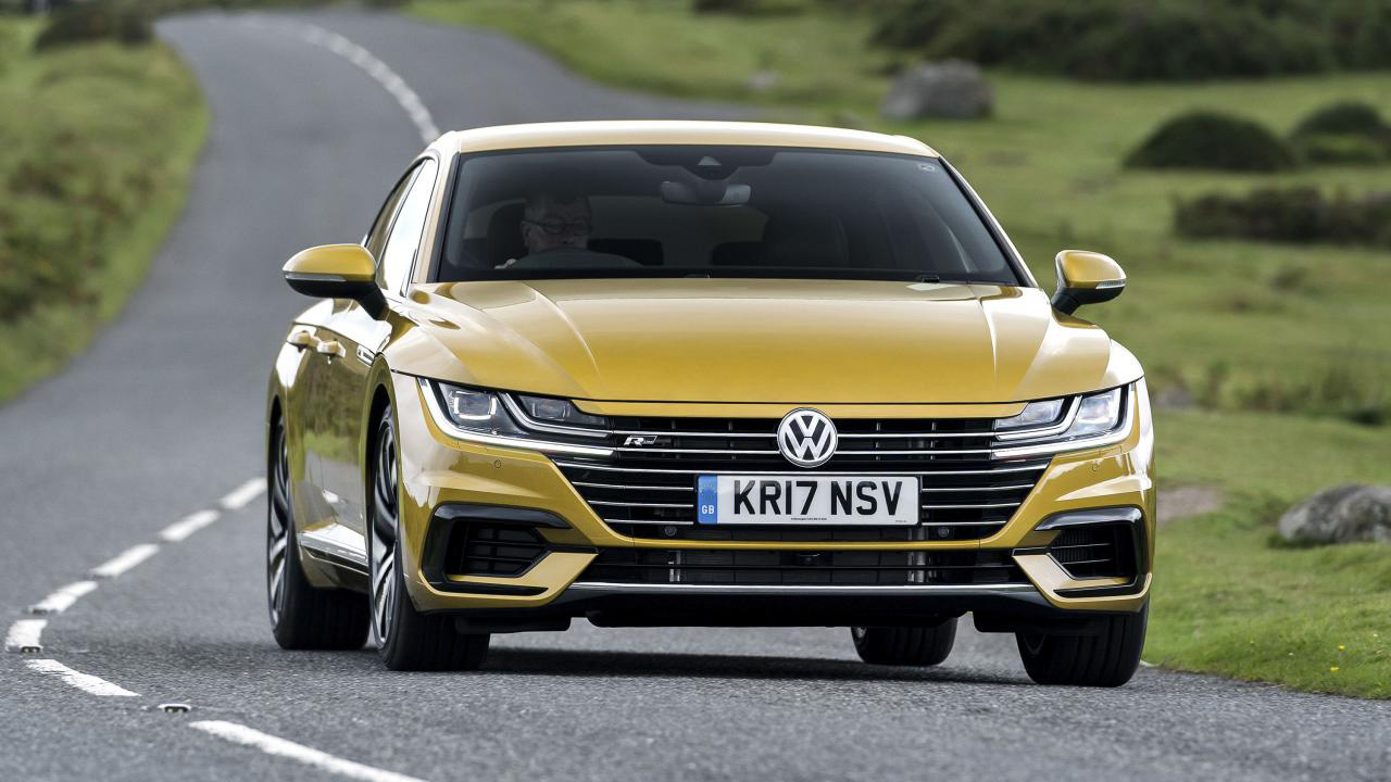 volkswagen Arteon 2.0 TDI R Line 5dr Fastback
