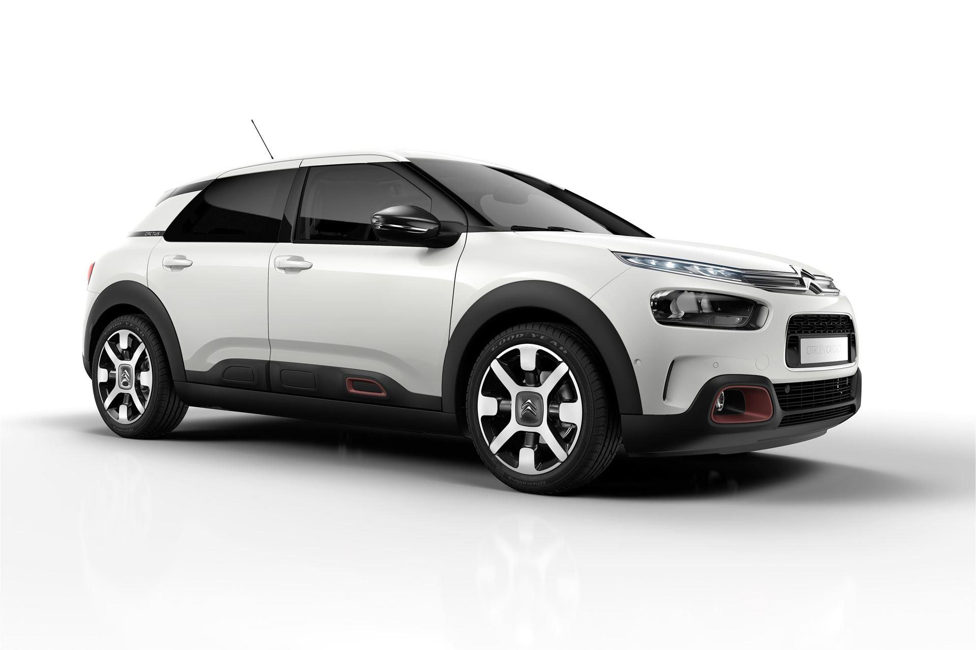 Citroen C4 Cactus Hatch 1.2 PureTech 82 Feel Edition 5Dr Manual