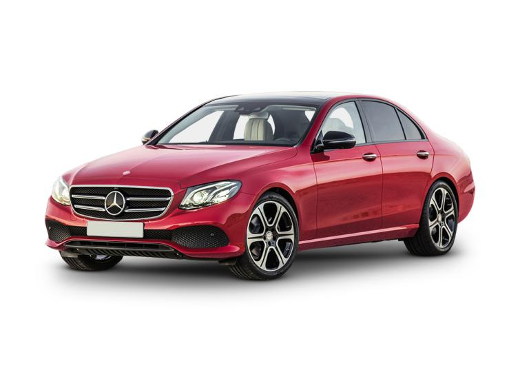 Mercedes-Benz E Class E220 Saloon 2.0d 194 SS AMG Line 9G-T+ Auto