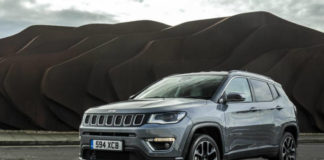 Jeep Compass available to test drive with new FCA company car drivers club