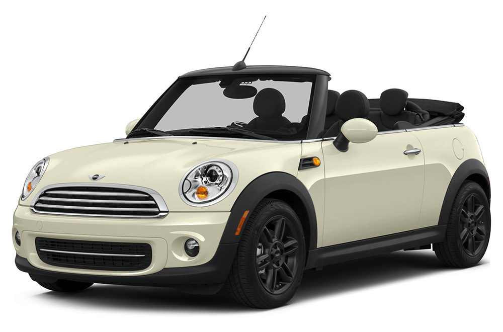 MINI Convertible II Cooper 1.5 136 2Dr Manual