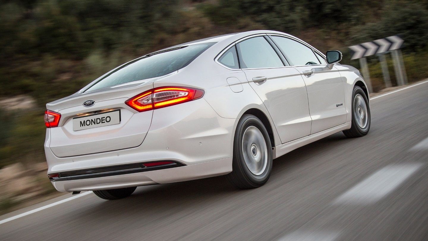 Ford Mondeo Titanium HYBRID Electric Vehicle