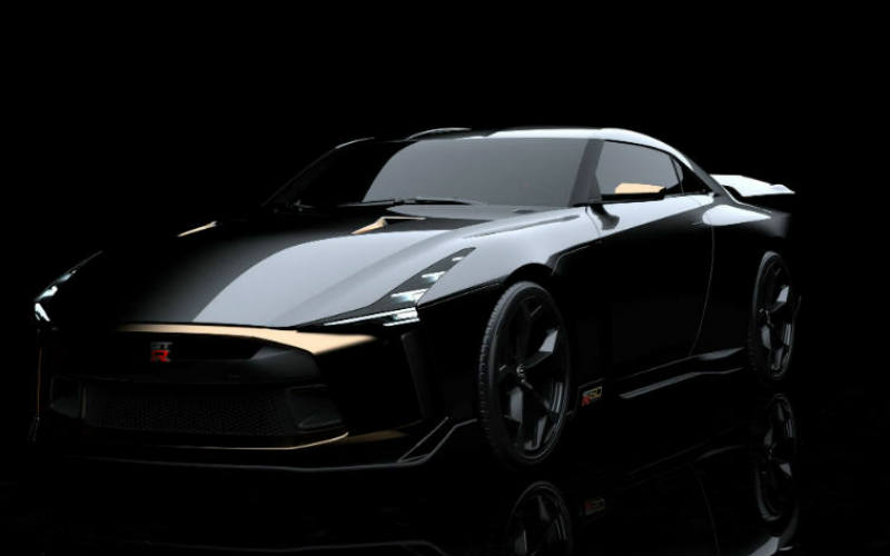 2018 06 26 Nissan GT-R50 by Italdesign EXTERIOR IMAGE 1