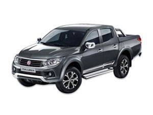 Fiat Fullback Pick Up Double Cab 4wdS 2.4 D 4WS 180PS LX Pickup Double Cab Auto