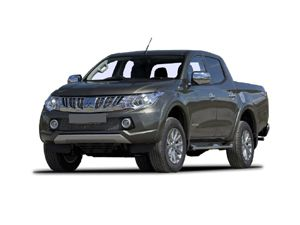 Mitsubishi L200 Pick Up Double Cab 4wd 2.4 Di-D 4WD 178PS Barbarian Pickup Double Cab Manual