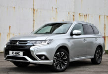 Mitsubishi Outlander PHEV