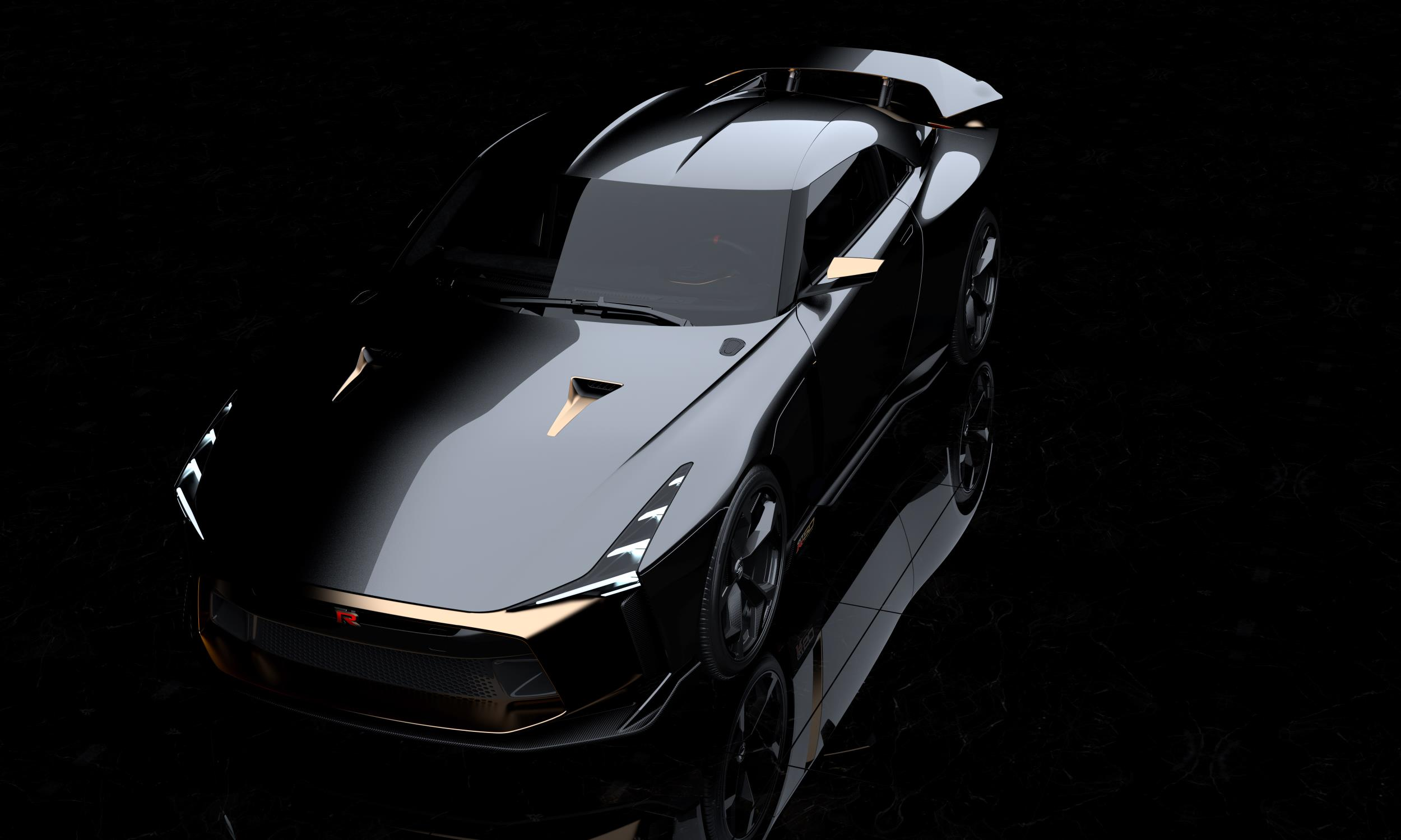 Nissan GT-R50 by Italdesign EXTERIOR IMAGE 3