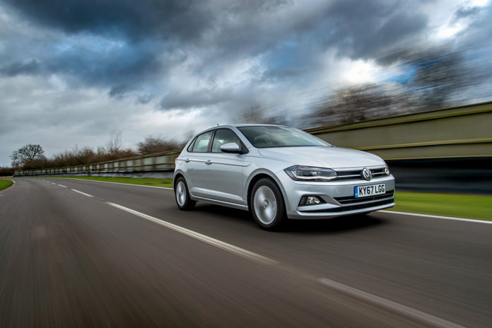 Top of the hatchbacks for reliability – the VW Polo