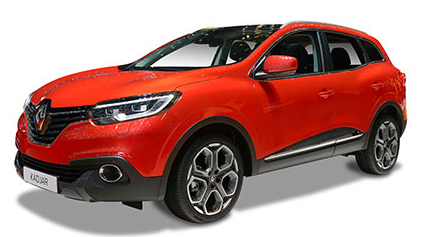 Renault KADJAR SUV 2wd 1.2 TCe 130 Dynamique Nav 5Dr Manual