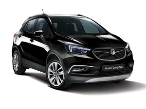 Vauxhall Mokka X SUV 2wd 1.4 i Turbo ecoTEC 140 Elite Nav 5Dr Manual