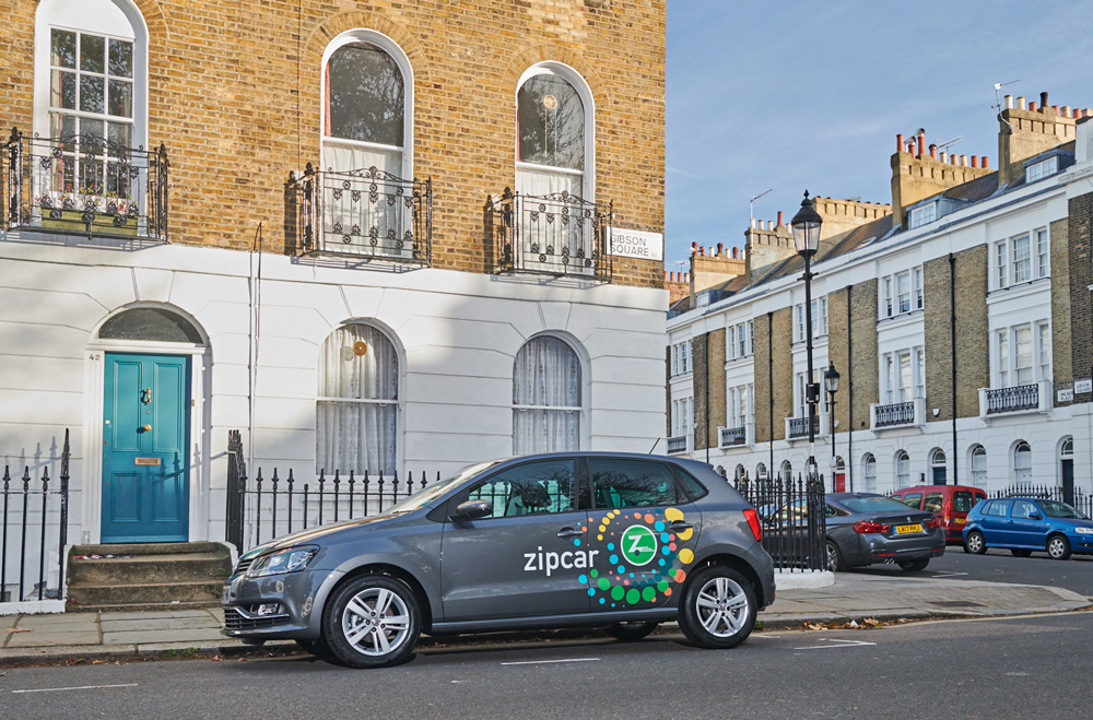 Westminster Adds Zipcar One Way Car Sharing Business Motoring