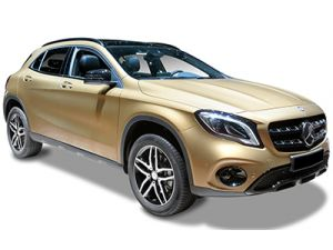 Mercedes-Benz GLA GLA180 SUV 1.6 122 Urban Edition 5Dr Manual