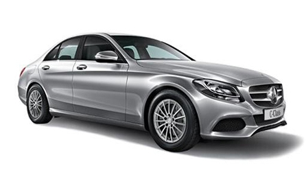 MERCEDES-BENZ C Class C220 Saloon 4Dr 2.1 d 170 AMG Line 4Dr G-Tronic+