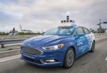 Ford tests autonomous vehicles in Miami