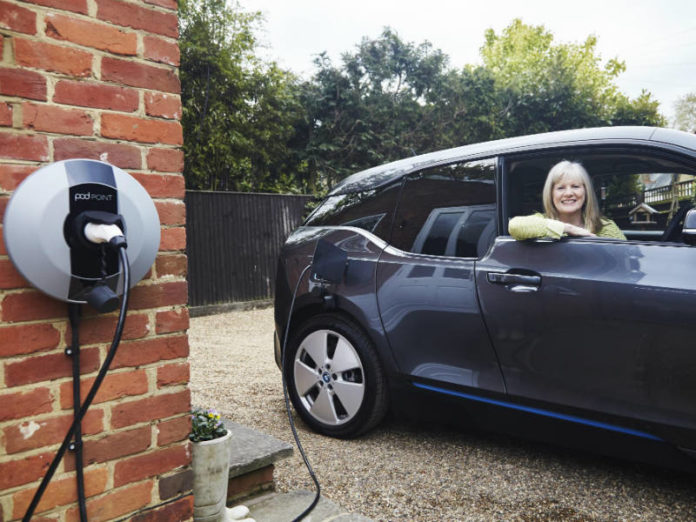 Home charging for new builds