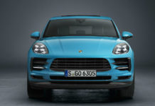 Updated Porsche Macan