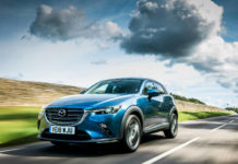 2018 Mazda CX3_moving