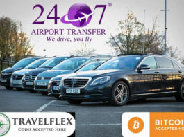 247 airport transfer