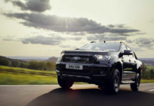 Ford Ranger Wildtrack.