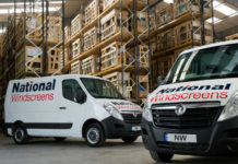 National Windscreens opens new £1 million distribution centre