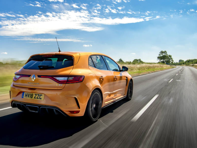 New Renault Mégane R.S. 280 Cup