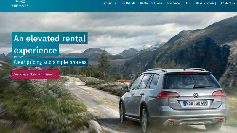Vwfs Launches Rent A Car Industry Intelligence Business Motoring