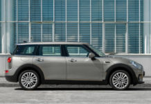 Mini clubman city
