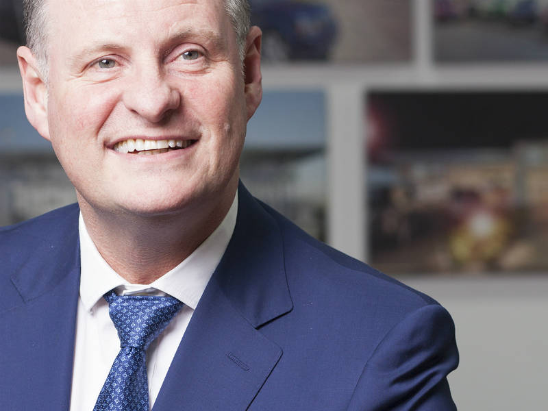 Andy Bruce Lookers CEO