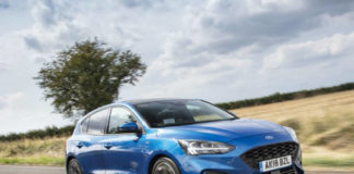 All New Focus arrives in UK showrooms as Ford leads UK sales
