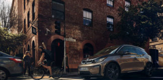 BMW i3 now features 120Ah battery