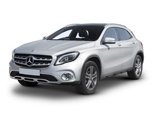 Mercedes Benz GLA GLA200 SUV 1.6 156 AMG Line 5Dr Manual
