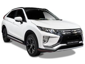 Mitsubishi Eclipse Cross SUV 1.5 T 163 2 5Dr Manual