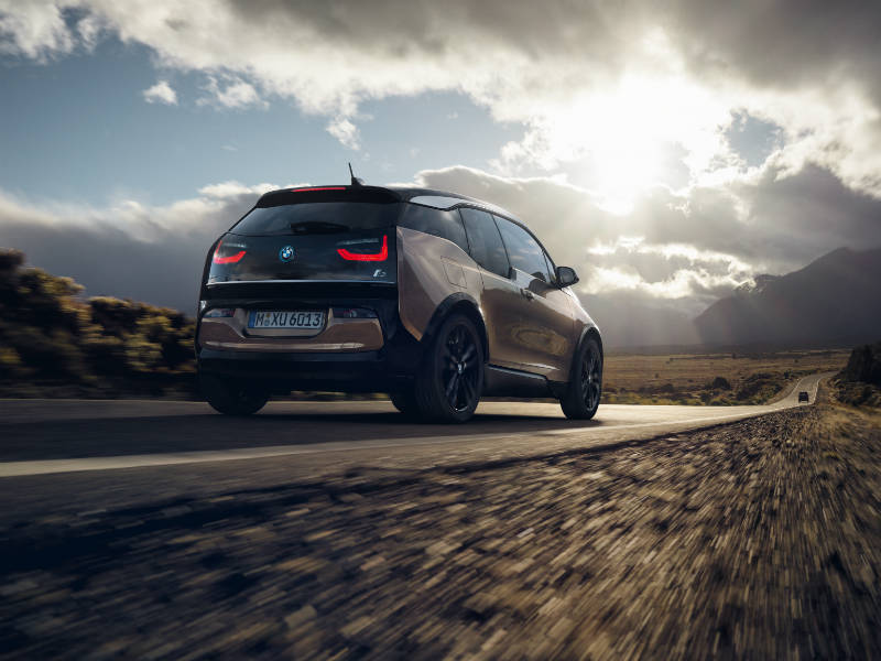 the new bmw i3 120ah