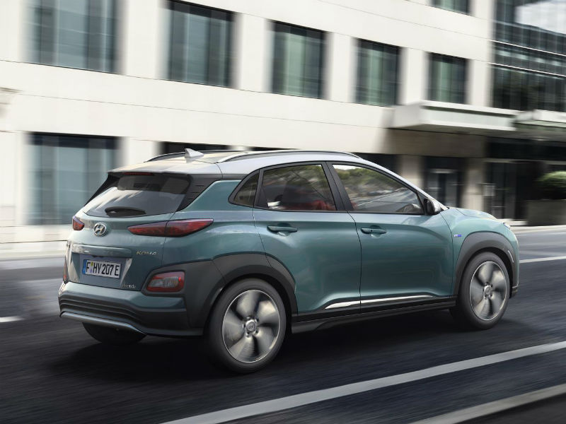 All-New Hyundai Kona Electric