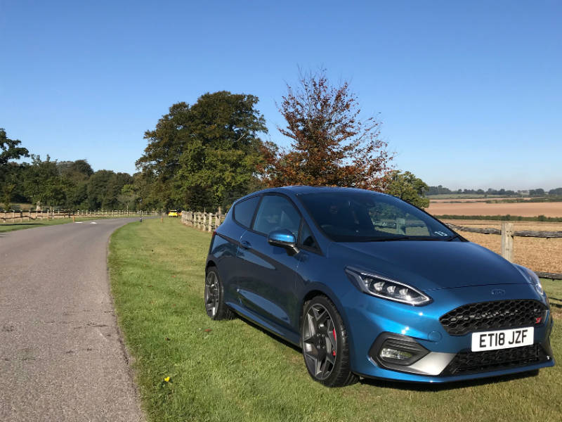 The Ultimate Pocket Rocket Is Back Ford Fiesta St Review Business